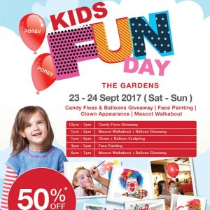 Poney Kids Fun Day @ The Gardens