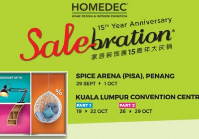 Homedec 2017 - Part 1 - Design and Renovate