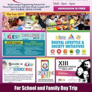 Kuala Lumpur Engineering Science Fair 2017