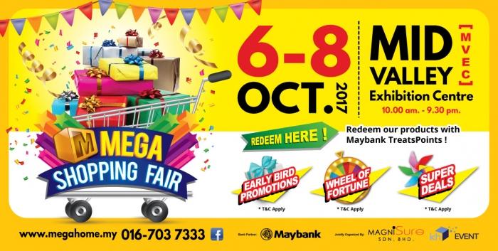 Mega Shopping Fair 2017