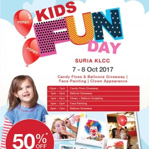 Poney Kids Fun Day @ Suria KLCC