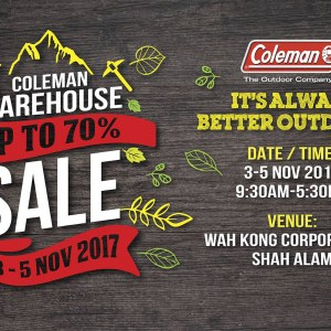 Coleman Warehouse Sale - Up To 70% OFF