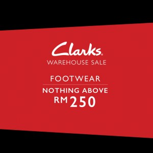 Clarks Shoes Warehouse Sale - Up To 90% OFF