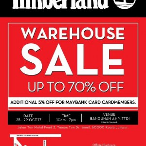 Timberland Warehouse Sale - Up To 70% OFF