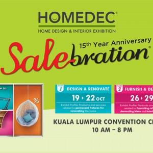 Homedec 2017 - Part 2 - Furnish and Decorate