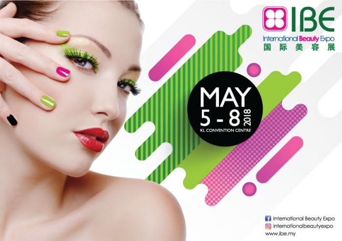 International Beauty Expo - IBE 2018