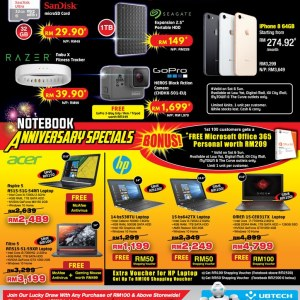 All IT Hypermarket Annual Anniversary Sale