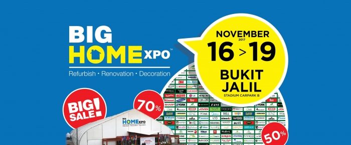 BIG HOMExpo 2017