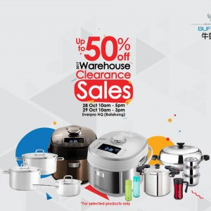 Buffalo Warehouse Sale - Up To 50% OFF