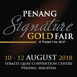 Penang Signature Gold Fair (PSG) 2018