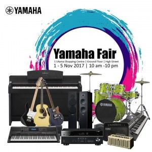 Yamaha Music Fair @ 1 Utama