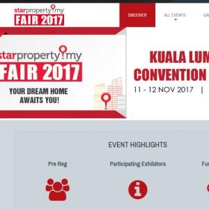 KLCC StarProperty.my Fair 2017