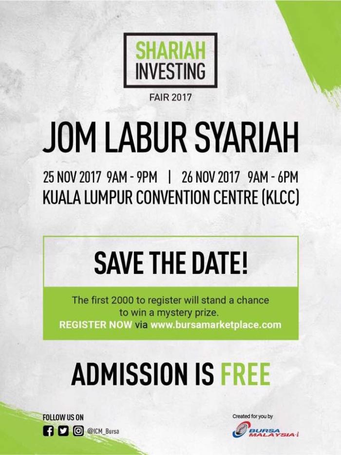Shariah Investing Fair 2017