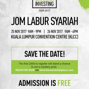 Shariah Investing Fair 2017