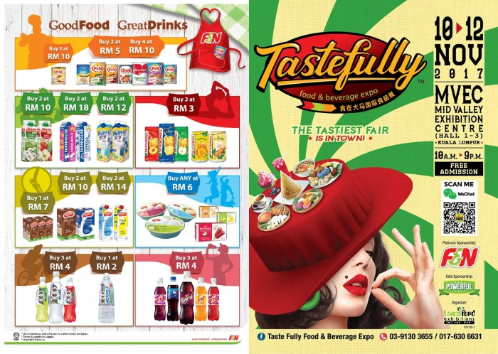 Taste Fully Food & Beverage Expo 2017