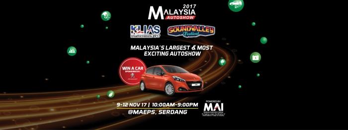 Malaysia Autoshow 2017