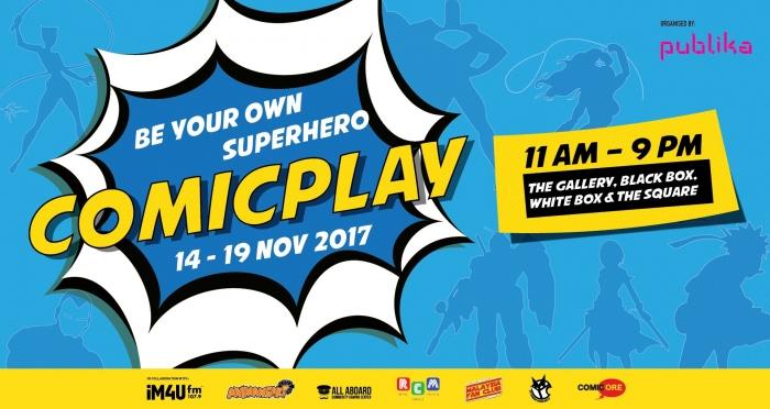 Publika Comic Play 2017