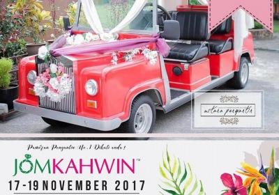 Wedding Expo - Jom Kahwin 2017