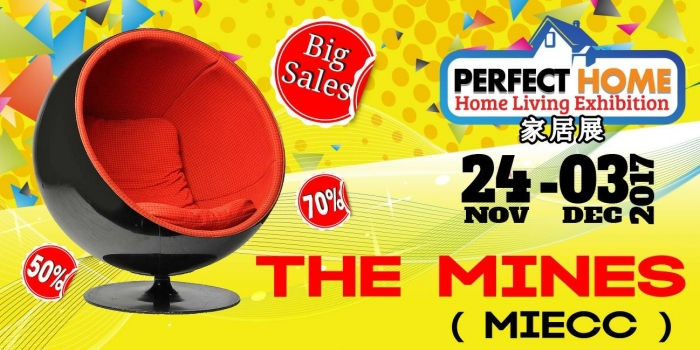 Perfect Home 2017 - Home Living Exhibition