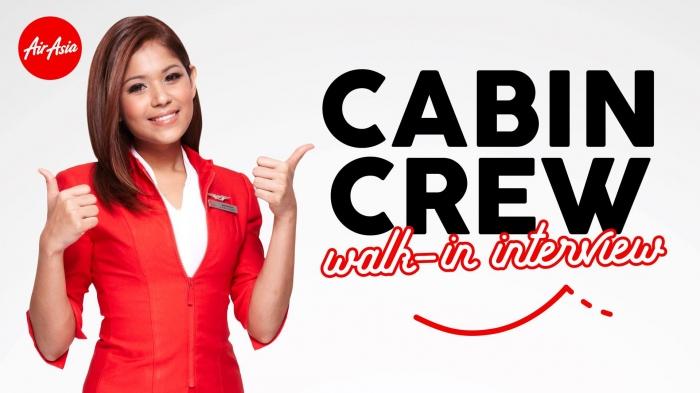 AirAsia Cabin Crew Recruitment (Kuala Lumpur)
