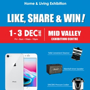 HOMElove Home & Living Exhibition 2017