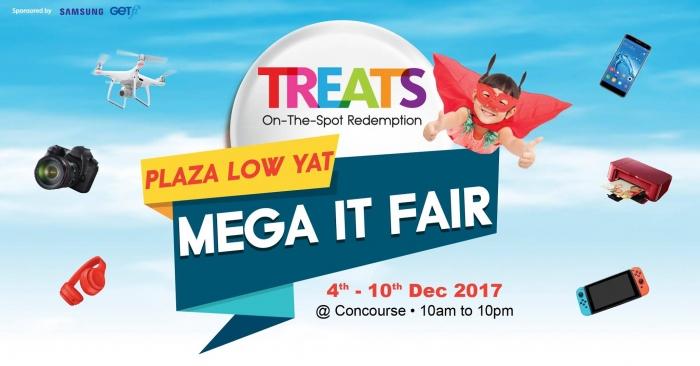 Plaza Low Yat Mega IT Fair 2017