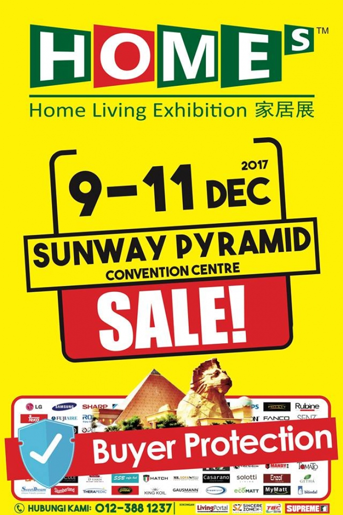 HOMEs - Home Living Exhibition 2017