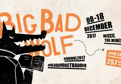 Big Bad Wolf Book Fair 2017