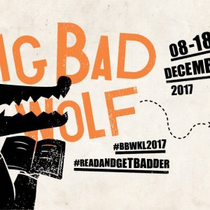 Big Bad Wolf Book Fair 2017