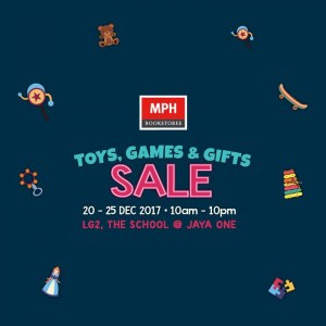 MPH Bookstores Toys, Games & Gifts Sale