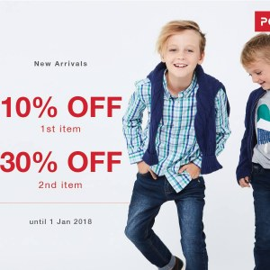 Up To 30% on New Arrivals @ Poney Boutiques