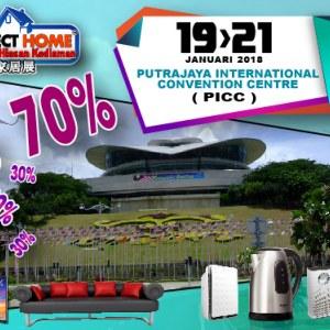 Perabot Murah Hanya di Perfect Home PICC, Putrajaya