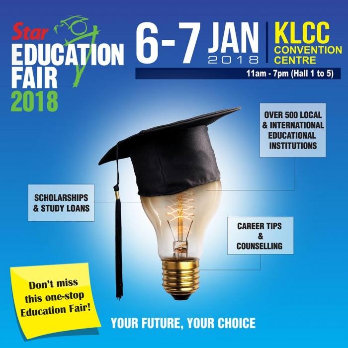 Star Education Fair 2018