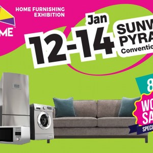 MyHome Home Furnishing Exhibition 2018
