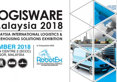 3rd Malaysia International Logistics & Warehousing Solutions Exhibition - LogisWare 2018