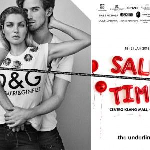 Underline Fashion Society Branded Fashion Sale