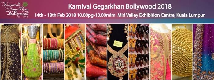 Karnival GegarKhan Bollywood 2018