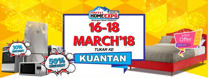 Perfect Home Expo 2018