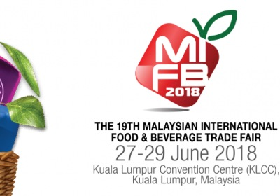 19th Malaysian International Food & Beverage Trade Fair - MIFB 2018