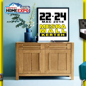 Promosi Perfect Home Expo di Mesra Mall