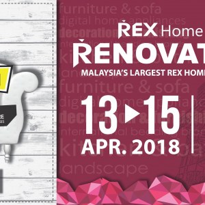 REX Home Improvement & Renovation Expo 2018