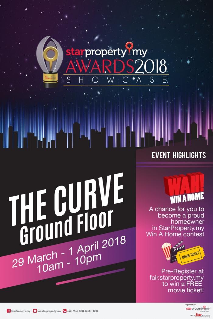 StarProperty.my Awards 2018 Showcase