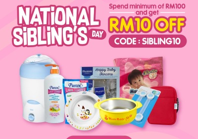 Motherhood.com.my National Sibling