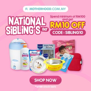 Motherhood.com.my National Sibling