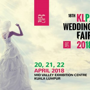 18th KLPJ Wedding Fair 2018