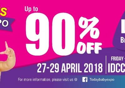 Today's Baby Expo 2018
