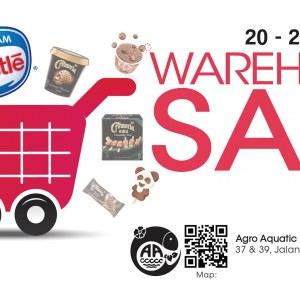 Nestle Ice-cream Warehouse Sale