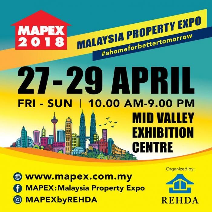 Malaysia Property Expo - MAPEX 2018