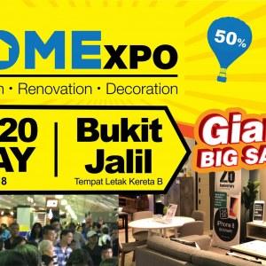 BIG HOMExpo 2018 - Refurbish Renovation Decoration