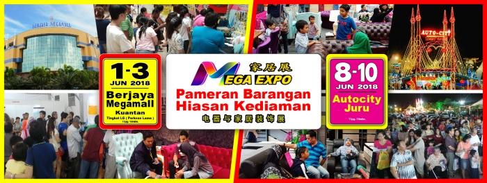 Mega Expo Kuantan Megamall 2018
